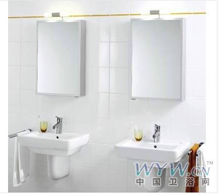 风尚潮流设计 不一样浴室空间