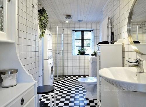 六款潮流浴室吊顶设计 成就年轻人时尚个性空间