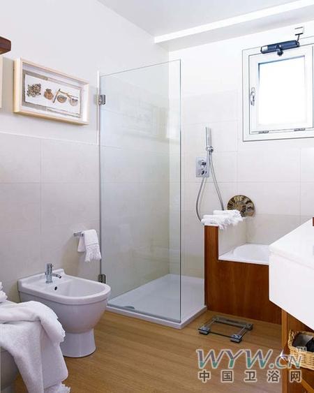 温馨家居北欧风 清新风格卫浴设计