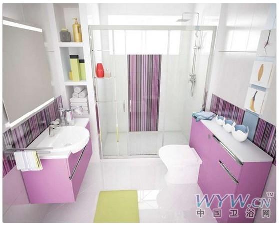 鹰卫浴卫浴空间