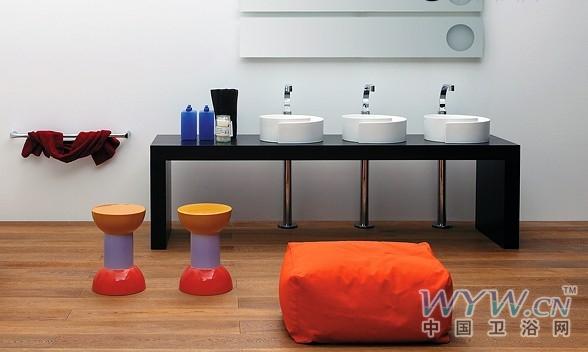 浴室设计新风尚