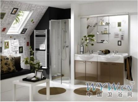 12款最养眼的卫浴空间设计