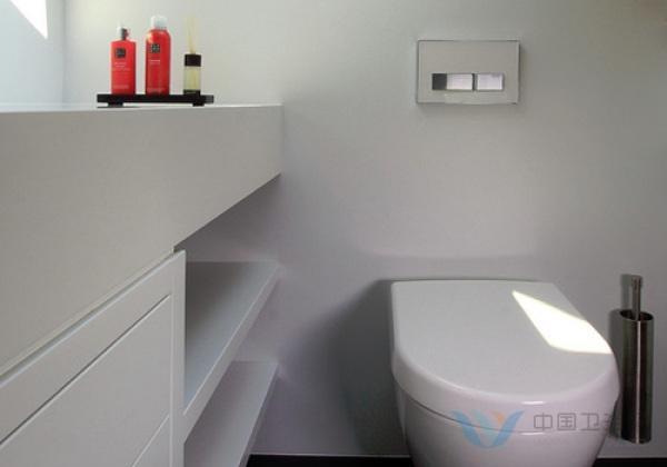 这浴室简直不是给人用的!美得不像在人间!