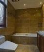 卫浴装修很重要 9款好看的咖色系冷傲设计