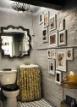8款复古卫浴间设计 古朴质感倍增温馨舒适