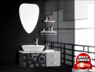 天猫热销品牌不锈钢卫浴浴室柜PK测评