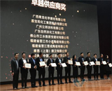 2018年度碧桂园集团卓越奖