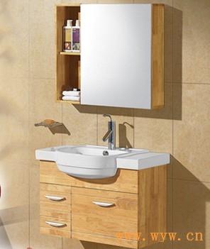 大发排列3【马可波罗卫浴】8048橡木实木浴室柜