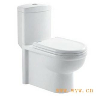 大发排列3【尚高卫浴】陶瓷座便器SOL873