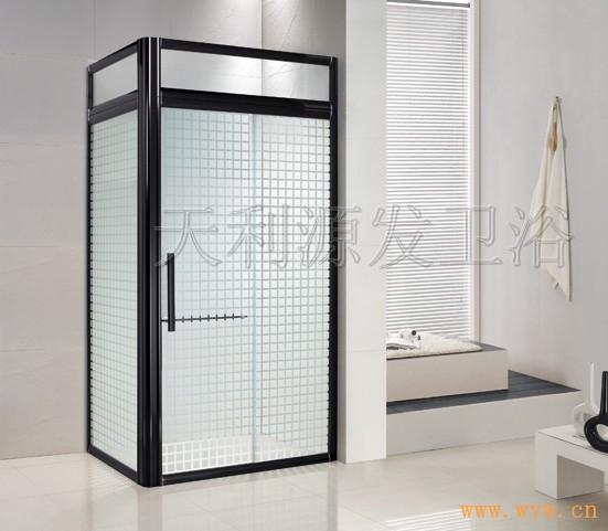 供应玻璃隔断淋浴门