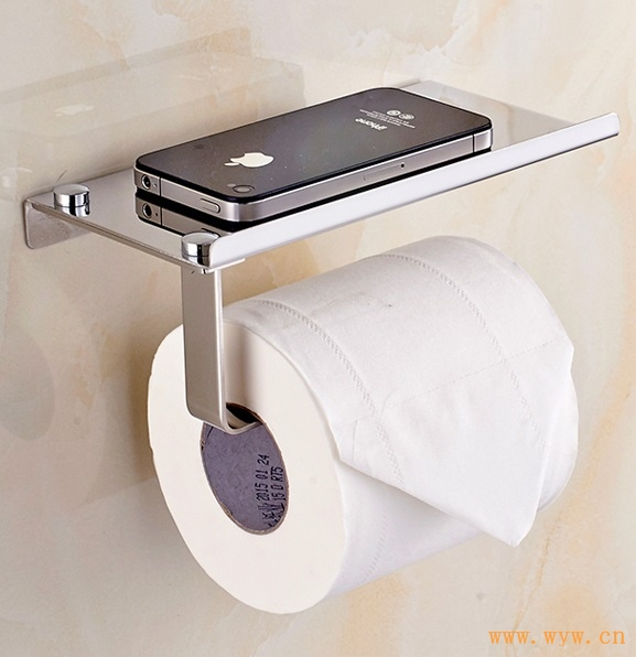 供应304不锈钢手机纸巾架