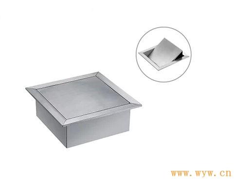 供应台面嵌入式方形垃圾桶盖