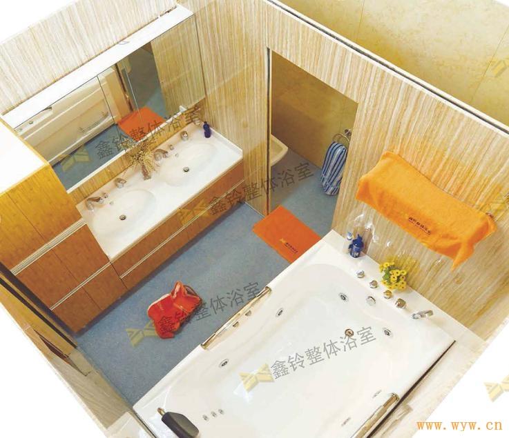 供应品牌整体浴室