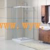 供应定制整体浴室集成卫生间淋浴房浴室L形淋浴房移