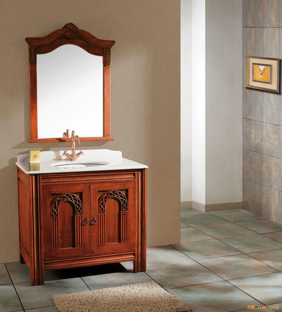 实木浴室柜_9002实木浴室柜价格