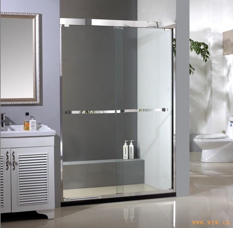 供应不锈钢淋浴房双推拉门_图片_中国卫浴网: www.wyw.cn/sell/pic1910607.html