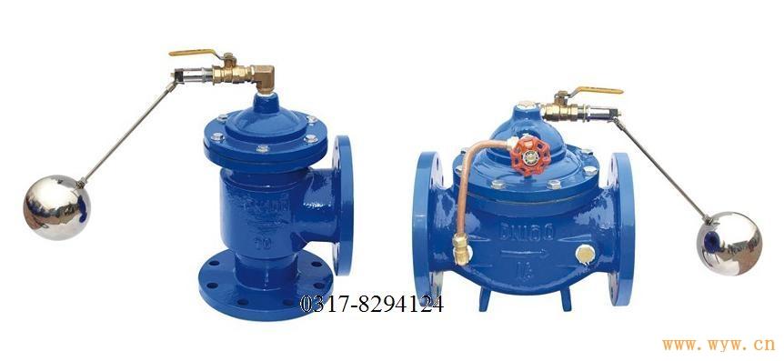 供应液压水位控制阀-河北普惠机电设备有限公司-中国图片