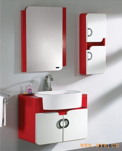 供应经典简欧式浴室柜700长