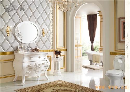 供应欧式浴室柜-佛山市南海高通卫浴有限公司-中国