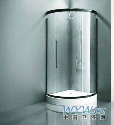 尚高sb2131圆弧形滑轨式淋浴房