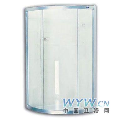 美标西雅图弧形淋浴房 淋浴房 卫浴 卫浴产品导购 高清图片