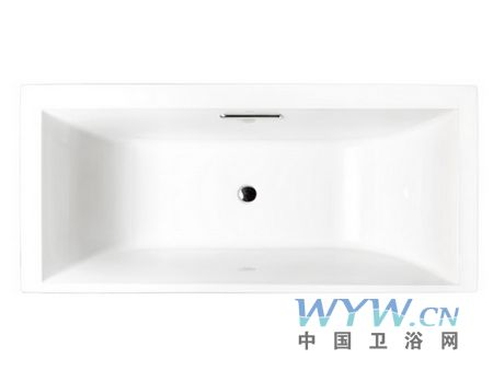 科勒艾芙长方形嵌入式浴缸