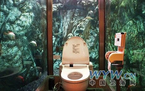 坐马桶看风景 全球最美的八间厕所