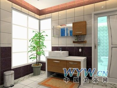 整体卫浴统一卫生间风格 -整体卫浴 -中国卫浴