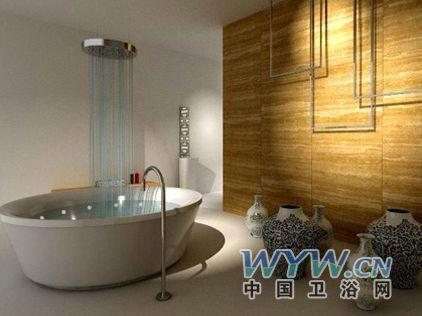 四组意大利设计师打造理想卫浴空间