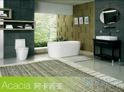 古朴时尚,简洁精湛 美标阿卡西亚Acacia系列图片
