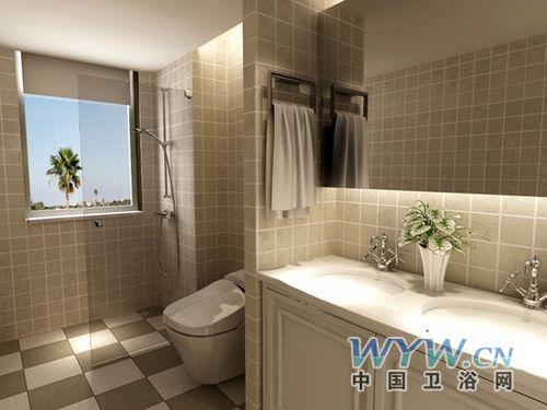 但是,整体卫浴从装修设计开始,到采购,装修到施工,无需砂子和水泥