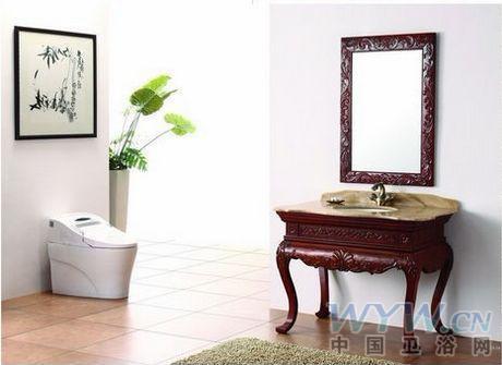 杜兰朵浴室柜:千年的艺术文化