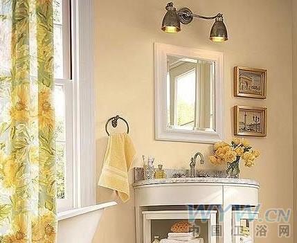 卫浴置物架:浴室收纳指南