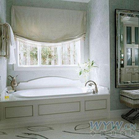 窗帘卫浴名片设计