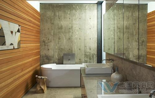 风格洗手间装修效果图 角落美丽闪亮你的生活