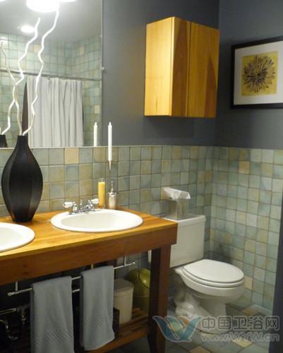 狭窄洗手间装修效果图 小空间装下最温暖的爱