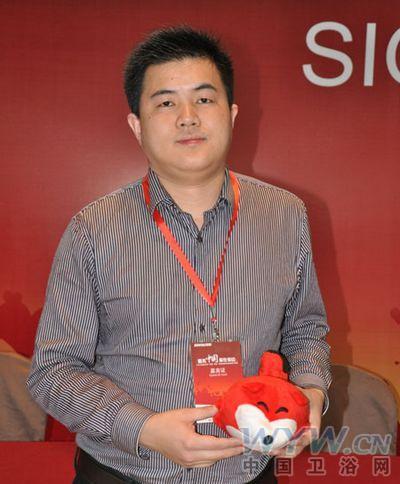 中宇福州总代理黄森茂:消费者的满意比广告有效