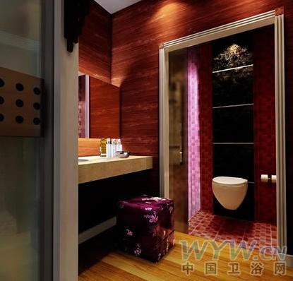 小户型浴室装修不求人 8套案例帮你搞定