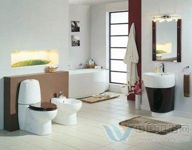 小面积卫浴空间装修效果图