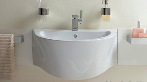 简约卫浴间 5款创意洗面盆设计