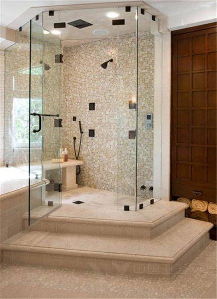 低调奢华的潮流中式风格卫浴设计-浴室设计,室内设计