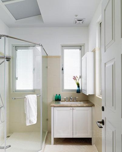 卫浴空间规划 洗手盘造型设计
