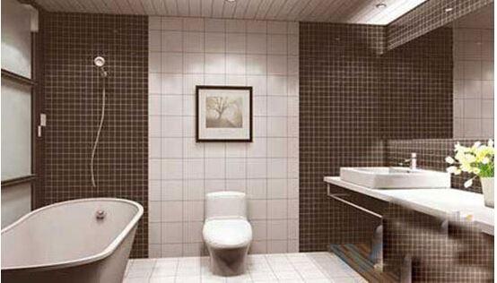 卫浴一点透视图