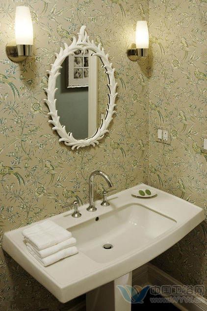 小卫生间设计图 洗漱台无处不在
