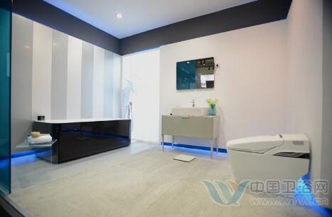 丽珀卫浴坚持创新设计和卓越性能完美结合,充分展示了互联网开发和