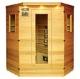 供应友康新型远红外桑拿房,不用水的桑拿房,远红外线汗蒸房