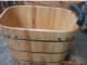 供应013A100%进口橡木浴桶