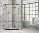供应304不锈钢简易淋浴房卫生间玻璃隔