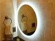 供应欧式圆形壁挂卫浴室灯镜