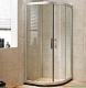 供应弧形简易淋浴房干湿分区定制